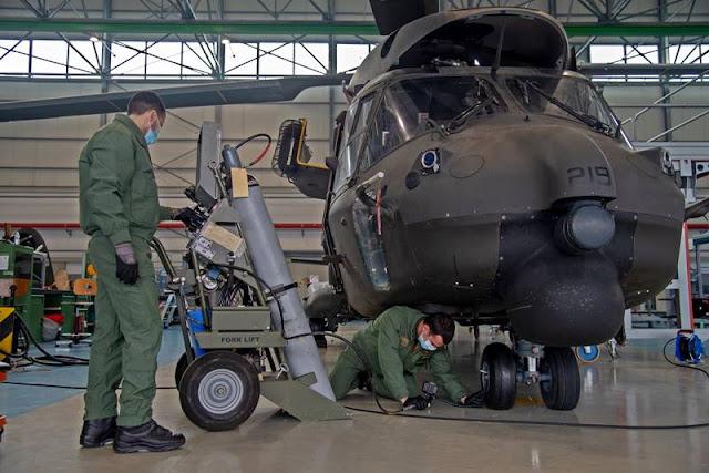 Esercito: nuovo traguardo manutentivo al 7mo Reggimento AVES Vega
