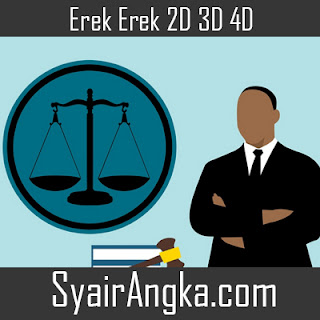 Erek Erek Menjadi Advokat 2D 3D 4D