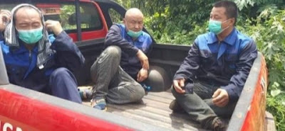 Amotekun Arrests Another Set Of Illegal Chinese Miners (Photos)