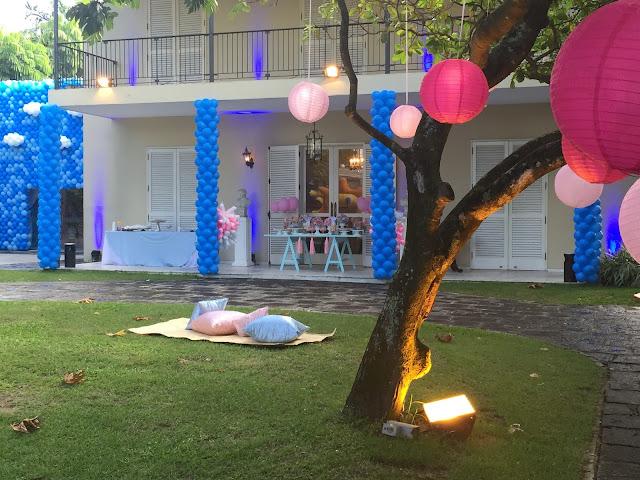 mesa de gula festa sonho