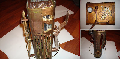 Creative Steampunk Gadgets and Designs (15) 6