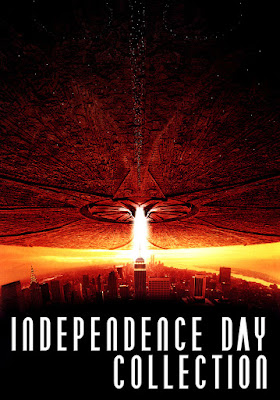Independence Day Coleccion DVD R1 NTSC Latino
