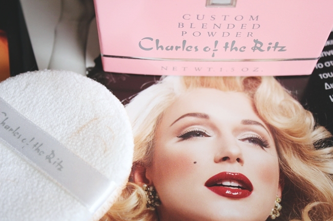 Charles of the Ritz luxurious Powder
