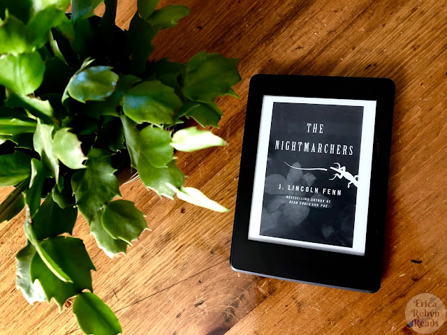 Book Review of The Nightmarchers by J. Lincoln Fenn
