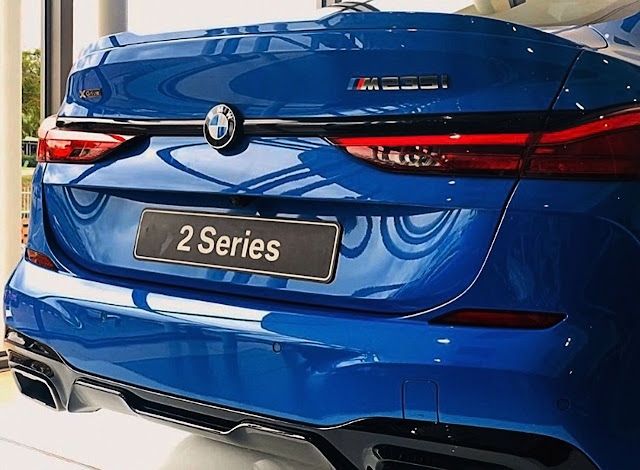 BMW-M235i-gran-coupe-taillights-and-exhaust