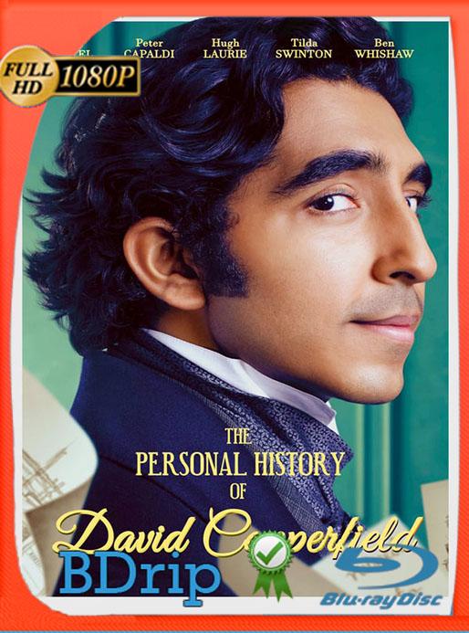 La increíble historia de David Copperfield (2019) 1080p BDRip [Google Drive] Tomyly