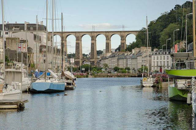 Morlaix viaje Bretaña turismo que visitar