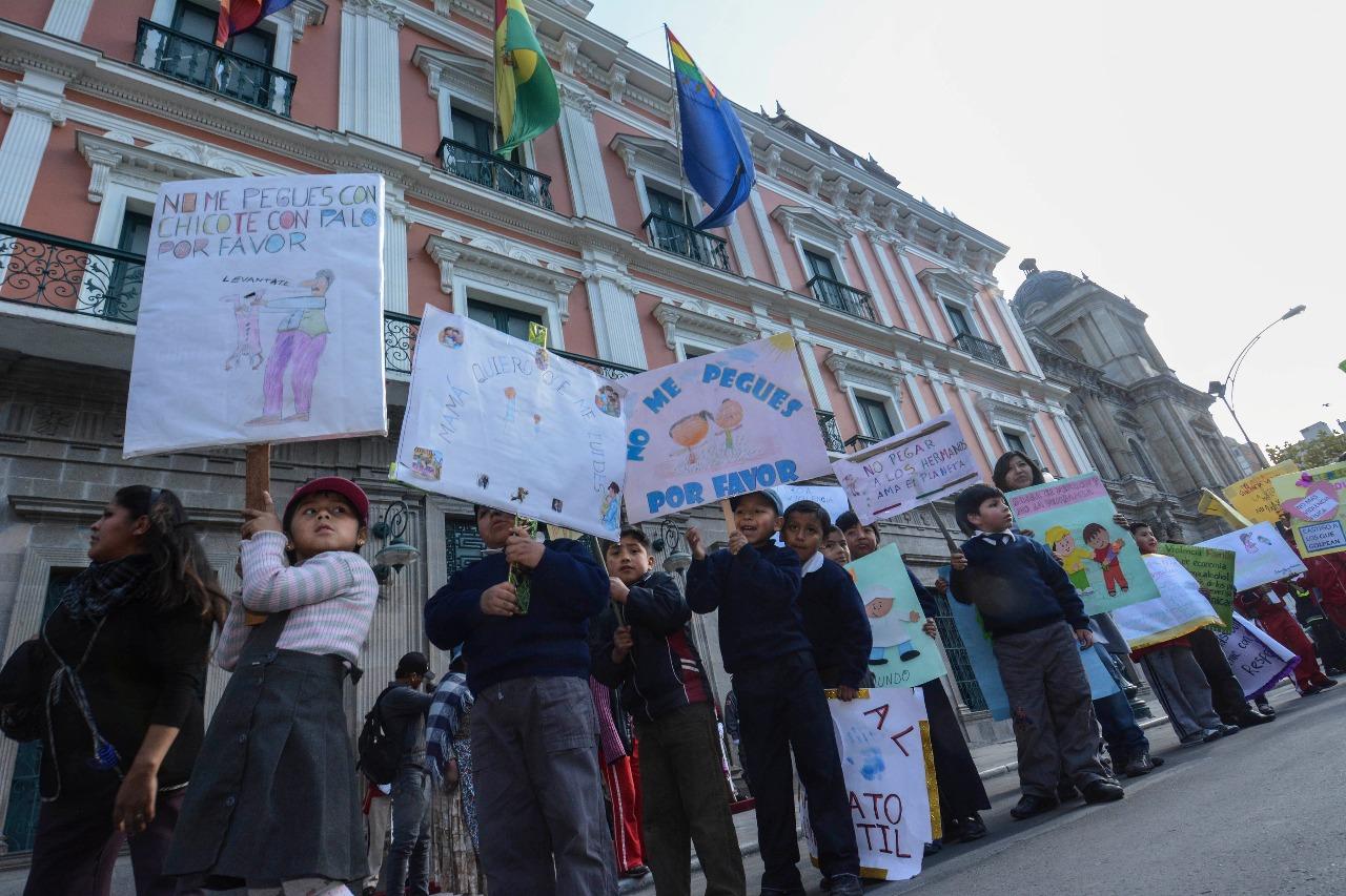 Este miércoles será una jornada de reflexión ante la constante violencia contra los niños / ARCHIVO EL DIARIO