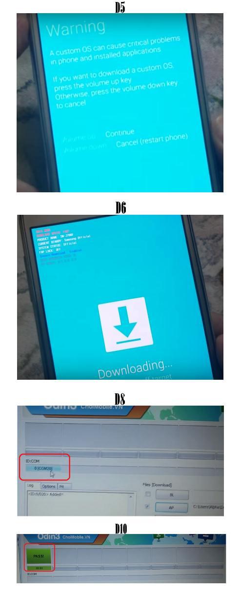 Cara Root Samsung Galaxy J7