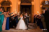 casamento em porto alegre com cerimônia na igreja nossa senhora das dores e festa no salão guaíba da sociedade de engenharia do RS sergs com decoração simples rústico em azul tiffany e amarelo por fernanda dutra cerimonialista de casamento em porto alegre