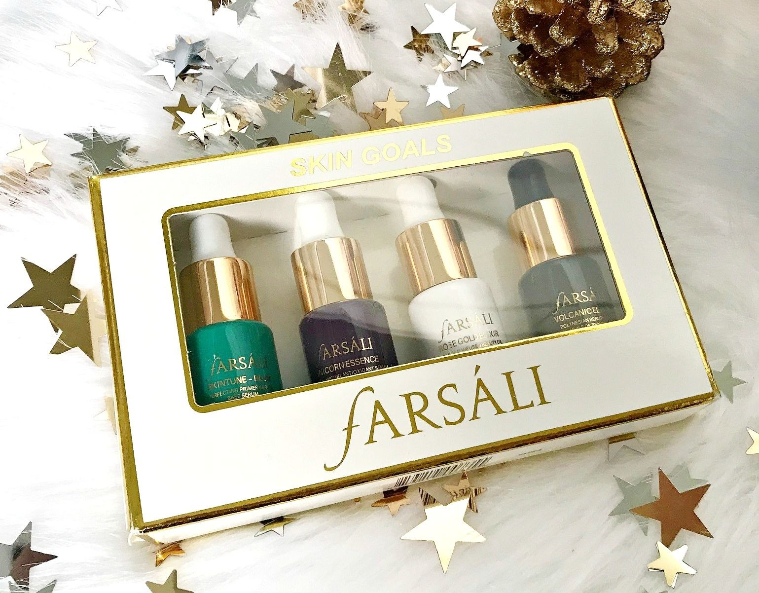 Farsali Skin Goals Set Review