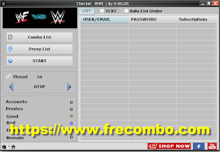 WWE Checker Account
