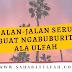 Jalan-Jalan Seru Buat Ngabuburit Ala Ulfah