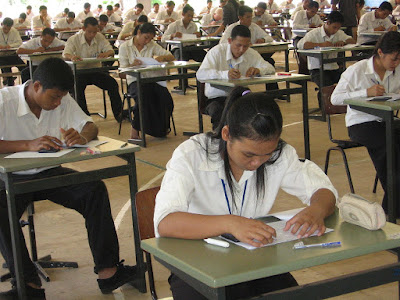 india college exams confimed
