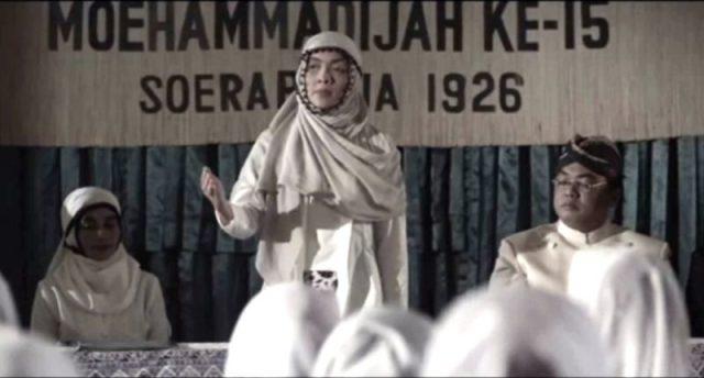 film Nyai Ahmad Dahlan