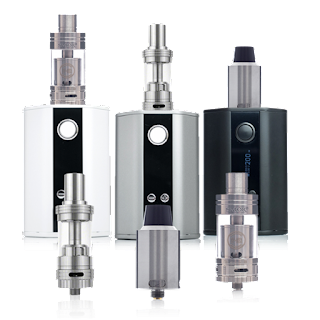 Diffirent Tank For Eleaf iStick 200W