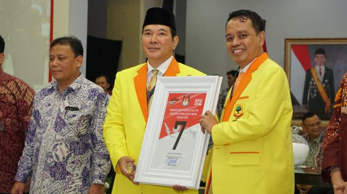Deretan Nama Jenderal di Partai Tommy Soeharto