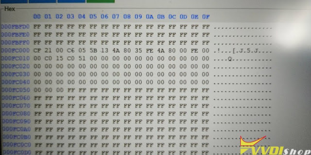 Xhorse VVDI Prog MC9S12XEP100 Secured 11