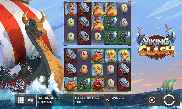 Ulasan Slot Push Gaming Indonesia - Viking Clash Slot Online