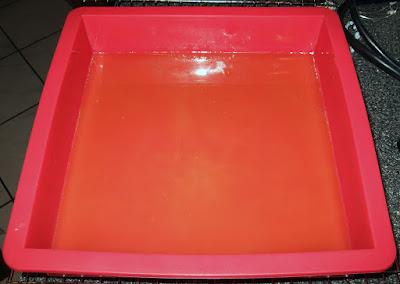 Liquid butterscotch