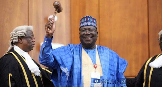 You Will Decide Fate Of 'Hate Speech Bill' - Lawan Tells Nigerians