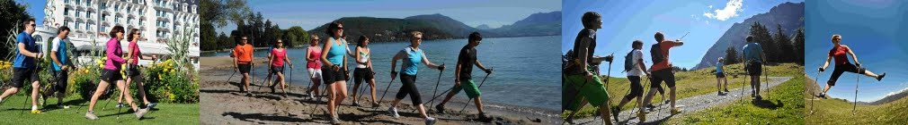 Marche Nordique France - Nordic Walking France