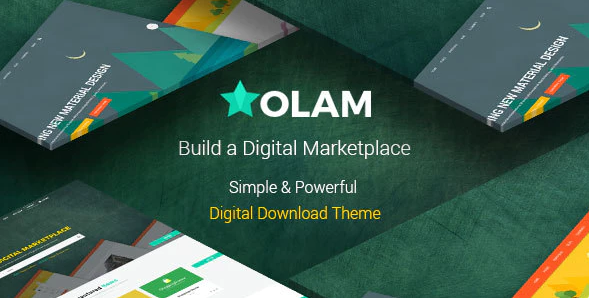 Download Olam – WordPress Easy Digital Downloads Theme
