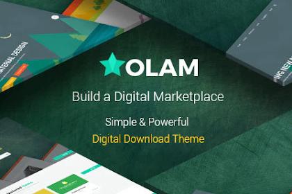 Olam v4.4.5 – WordPress Easy Digital Downloads Theme