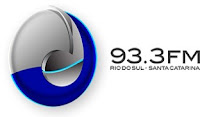 Rádio 93,3 FM 93,3 de Rio do Sul SC