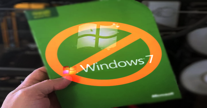 22% Of PC Users Are Still Running END-OF-LIFE WINDOWS 7 Operating System