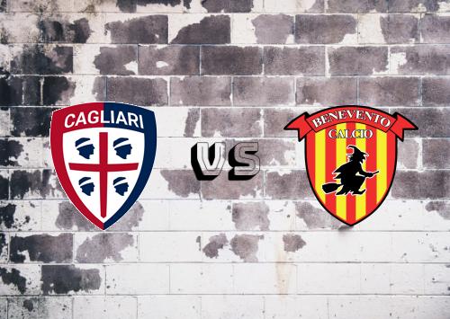 Cagliari vs Benevento  Resumen