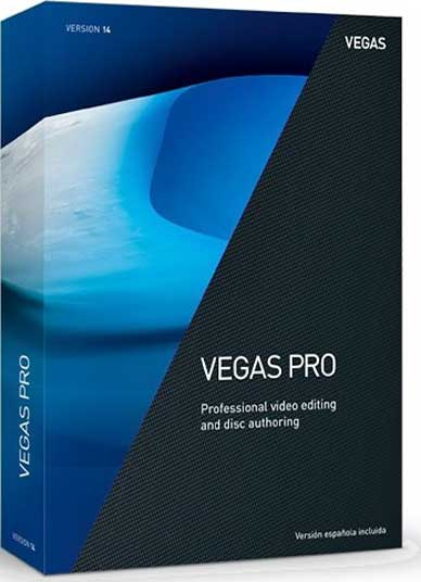 Magix Vegas Pro 14 Build 178 Crack + Keygen Full Version