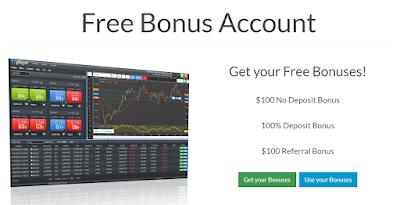 Bonus Forex Tanpa Deposit FxPlayer $100
