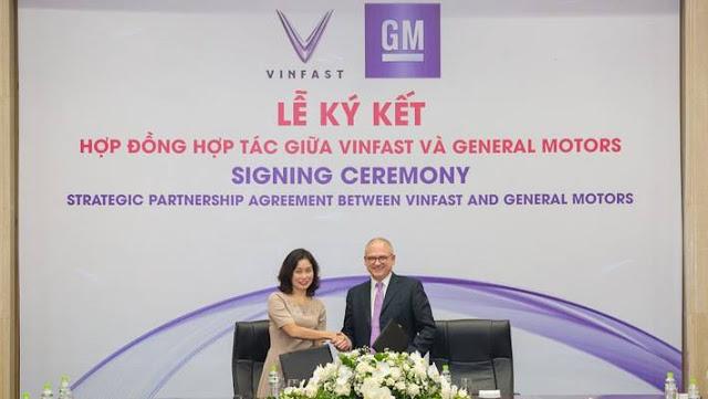 VinFast mua lại thương hiệu GM Việt Nam