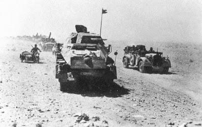 Les blindés de Rommel se heurtèrent à la pugnacité française à Bir Hakeim