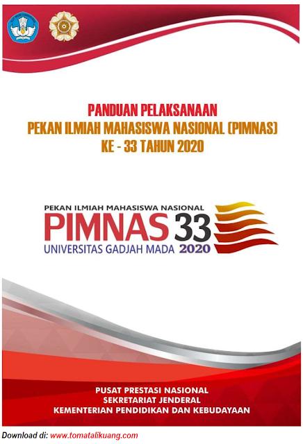 juknis petunjuk teknis pimnas ke 33 tahun 2020 pdf tomatalikuang.com
