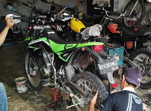 Cara Modifikasi Sepeda Motor Biar Tambah Kencang Tips