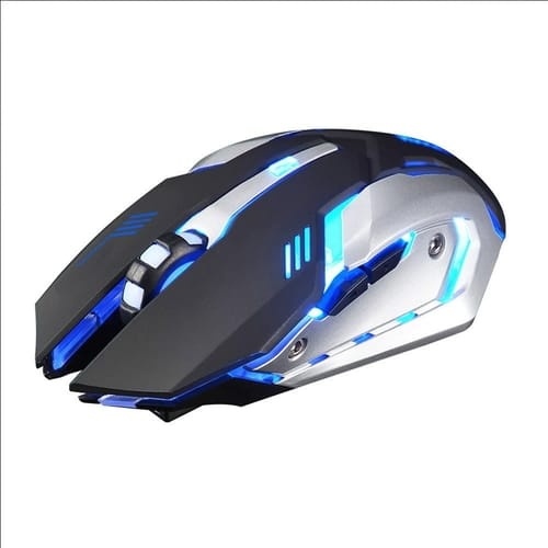 Review loinrodi Rechargeable X7 Wireless Gaming Mouse