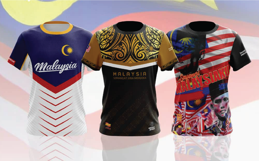 Custom Made Shirt Sublimation