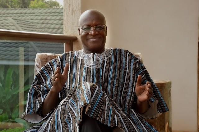 Aimé Tchabouré GOGUE, Président National de l'ADDI : «  J'invite le peuple togolais à ne pas tomber dans la désespérance mais plutôt à retrouver l'énergie indispensable pour relancer ensemble notre pays »