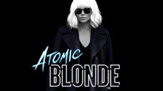 atomica: nuevo poster al estilo sin city con charlize theron