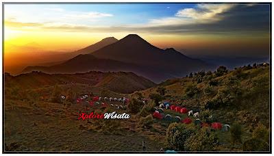 Camping Ceria CampCer di Gunung Prau (16-17 November 2020)