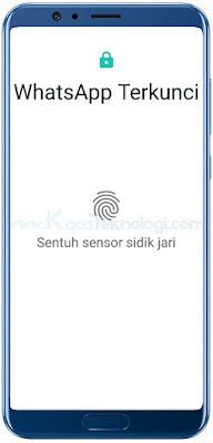 Bagaimana cara mengaktifkan fitur fingerprint lock / kunci sidik jari di WhatsApp Android dengan mudah ? pihak WhatsApp akhir-akhir ini mengembangkan banyak fitur dimulai dari menambah kontak dengan scan QR Code, mode gelap, anti salah kirim foto dan yang paling baru adalah fingerprint lock.