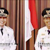 Hamsuardi - Risnawanto Resmi Bupati dan Wakil Bupati Pasbar