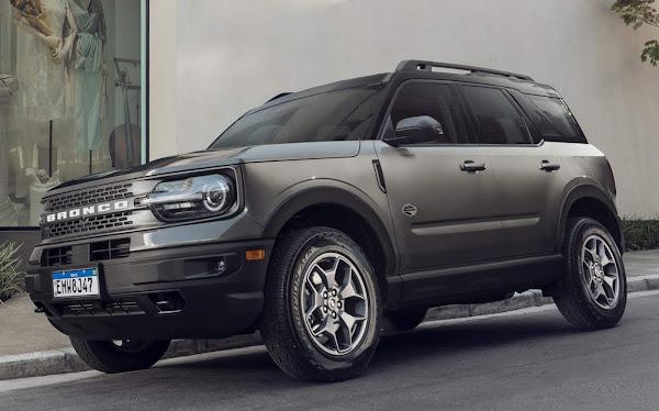 Ford Bronco Sport Wildtrak 2022 chega ao Brasil - preço de R$ 256.900