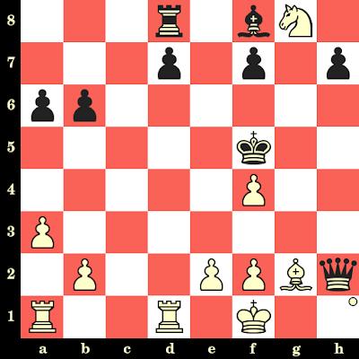 Les Blancs jouent et matent en 4 coups - Andor Lilienthal vs Meir Romm, Paris, 1930