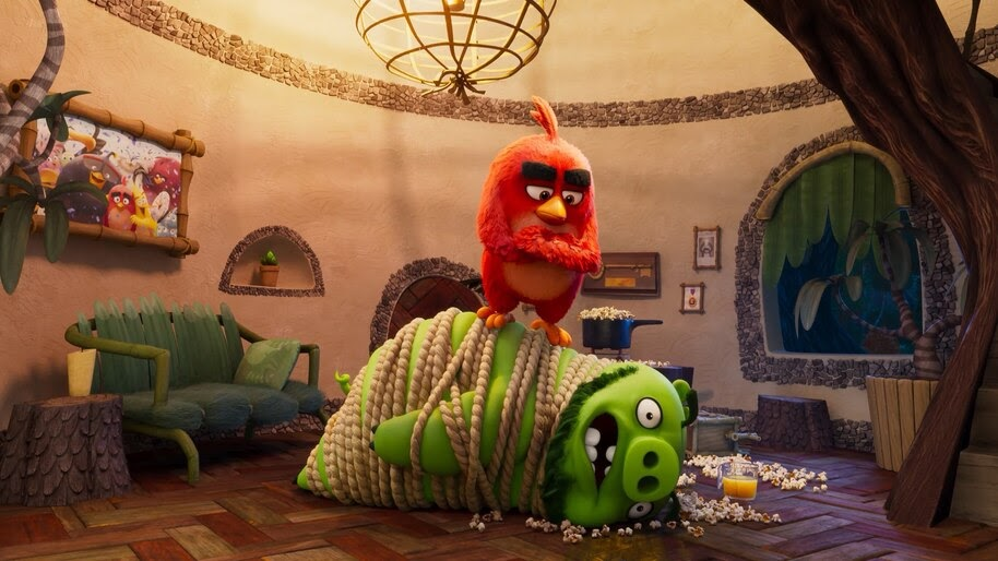 Angry Birds Movie 2, Red, Leonard, 4K, #19