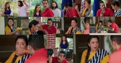""" Vanraj makes Anupamaa Laugh, Kavya Gets Jealous "" Anupamaa 3rd May 2021 Written Update"