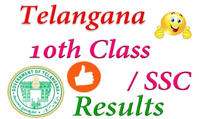 Telangana SSC Results 2016 - TS SSC Results 2016