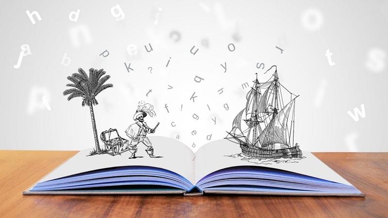 Çocukla kitap okumak